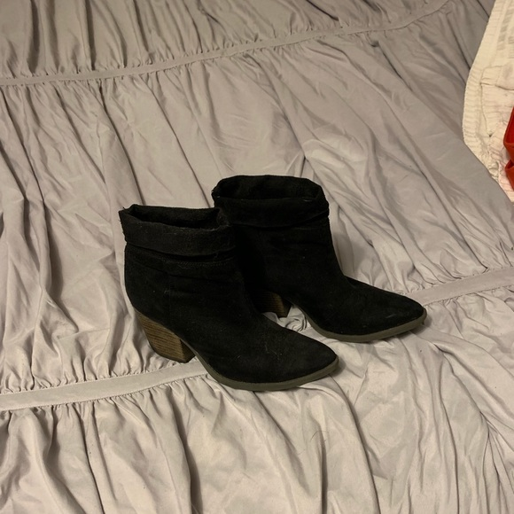 Charlotte Russe Shoes - Western bootie